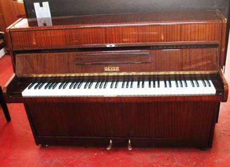 פסנתר עומד יד שניה גרמני Geyer