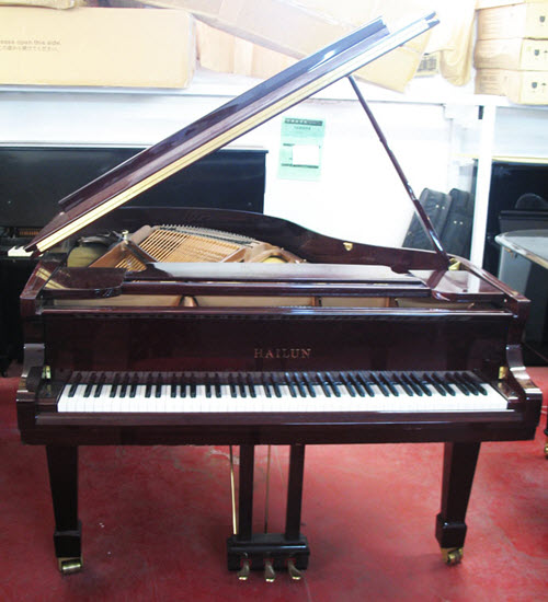 תוספת פסנתר כנף יד שניה בן 3 שנים Hailun HG 178 #2 - עולם הפסנתרים QV-51