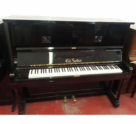 פסנתר עומד יד שניה גרמני Seiler 132