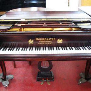 פסנתר כנף גרמני יד שניה Schiedmayer