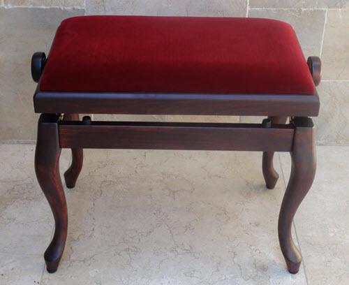 כסא לפסנתר XD1CRed