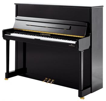 פסנתר עומד חדש C. Bechstein Classic 124