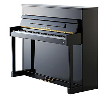 פסנתר עומד חדש E.Seiler Ritmo116