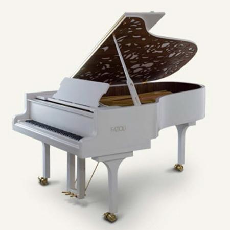 פסנתר כנף חדש פציולי עיצוב מיוחד Fairmont