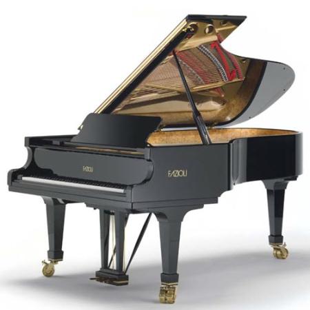 פסנתר כנף חדש Fazioli F228