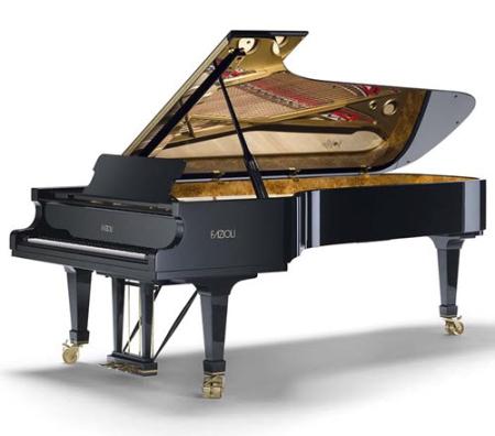 פסנתר כנף חדש Fazioli F308