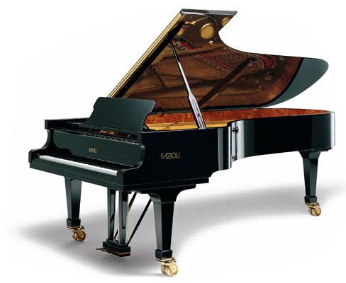 פסנתר כנף חדש Fazioli FL 278