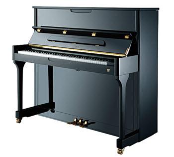 פסנתר עומד חדש גרמני J.Seiler Traditio 118