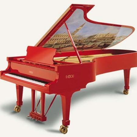 פסנתר כנף חדש פציולי עיצוב מיוחד Marco-polo