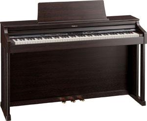 פסנתר חשמלי מבנה רהיט Roland HP-305