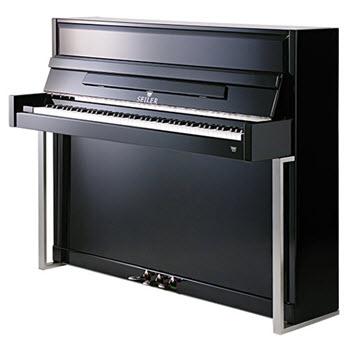 פסנתר עומד חדש Seiler 116 Accent