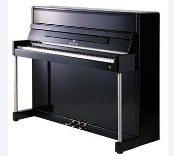 פסנתר עומד חדש Seiler 116 Clou