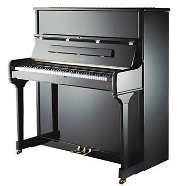 פסנתר עומד חדש Seiler 132 Konzert