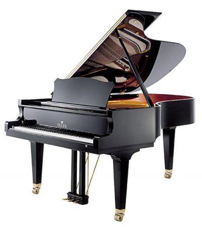 פסנתר כנף חדש Seiler Proffesional 208