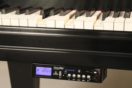 SILENT PIANO – הפסנתר השקט ופסנתר MIDI