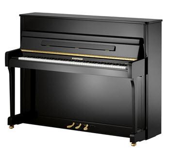 פסנתר עומד חדש W. Hoffmann V112