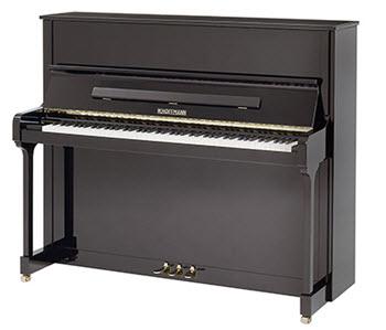 פסנתר עומד חדש W. Hoffmann V126
