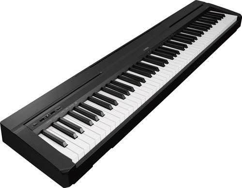 כולם חדשים פסנתר חשמלי נייד Yamaha P-45 - עולם הפסנתרים NN-69